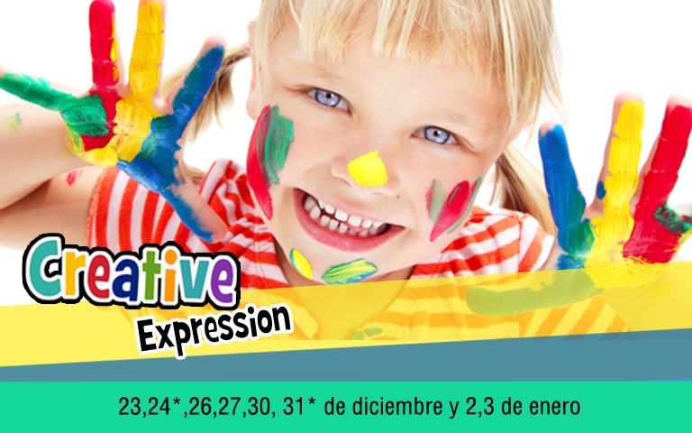banner creative spression